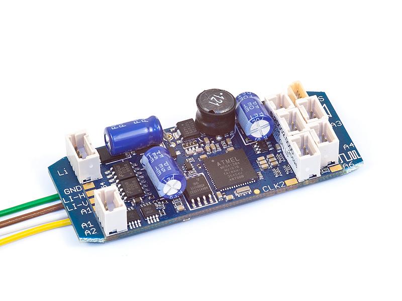 Massoth /_ Emotion XL II Plug Lok-decoder /_ decodificatore digitale