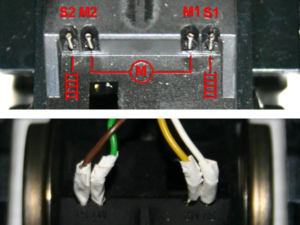 Piko-Getriebe